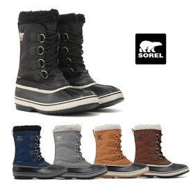 ソレル ブーツ SOREL 1964 PAC NYLON (NM3487) 1964パックナイロン 防水 防寒靴 寒冷地 スノーブーツ 防寒ブーツ メンズ【SPS06】