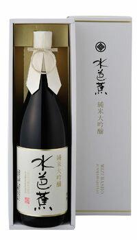 【永井酒造】水芭蕉 純米大吟醸 1800ml箱入(群馬県産地酒・川場村)