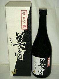 雪中梅 純米吟醸 美守 720ml 敬老の日 日本酒 ギフト