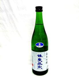 雄東政宗 純米吟醸 夢ささら 無濾過生原酒 720ml (R2BY)【要冷蔵】【クール便】