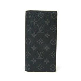 【新品】ルイヴィトン 長財布 ポルトフォイユ・ブラザ M61697 エクリプス LOUIS VUITTON ヴィトン 財布 新品(37551)