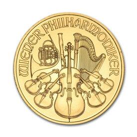金貨 ウィーン金貨ハーモニー 1oz 1オンス ランダムイヤー 31.1g 純金(45075)
