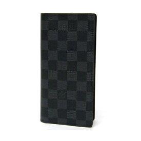 ルイヴィトン 新品 長財布 ポルトフォイユ・ブラザ N62665 ダミエ・グラフィット 財布(11293)