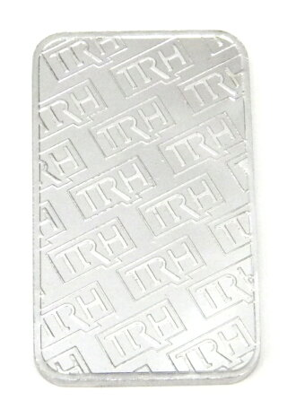 徳力本店純プラチナインゴットプラチナバーingot/プラチナ/Pt999.550g(44359)
