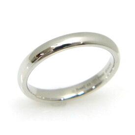 ピアジェ PIAGET ジュエリー 指輪 プラチナリング Pt950 #55(14号) G34LY855 【送料無料】【中古】(27025)(27025)