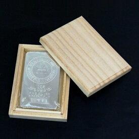 ロイヤル カナディアン ミント 純銀 インゴット 10oz Royal Canadian Mint ingot 10オンス(55294)