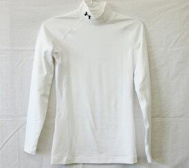 アンダーアーマー インナーシャツ コールドギア(冬用) CGスパーブコンプレション長袖モックシャツ