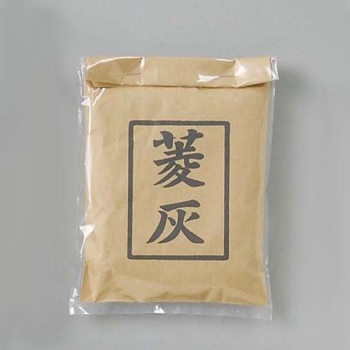 【茶道具 灰】菱灰 200g