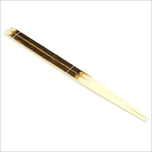 【茶道具 黒文字箸】黒文字 箸 8寸 1膳 ひょうたんや作