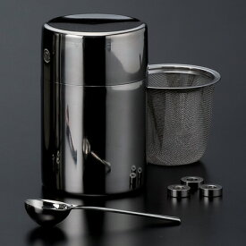 茶道具 近藤さんの茶ふるい缶