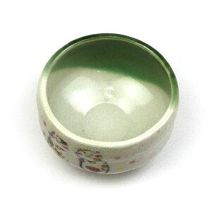 【茶道具抹茶碗/小茶碗/野点茶碗】小茶碗猫豊窯作おしゃれ
