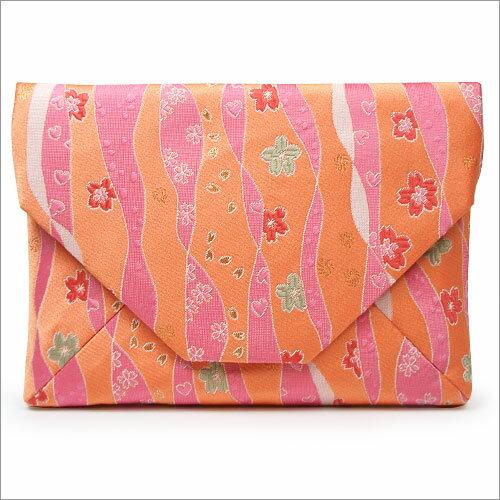 【茶道具 数奇屋袋】 数寄屋袋(すきや袋) お稽古用和風バッグインバッグとして 和装 着物 浴衣のバッグ 小物入れ
