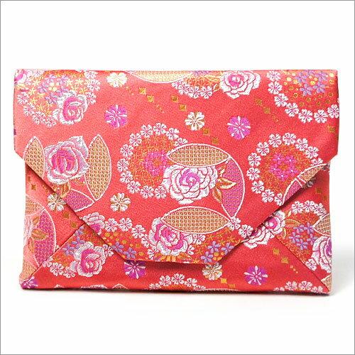 【茶道具 数奇屋袋】数寄屋袋 交織和風バッグインバッグとして 和装 着物 浴衣のバッグ 小物入れ