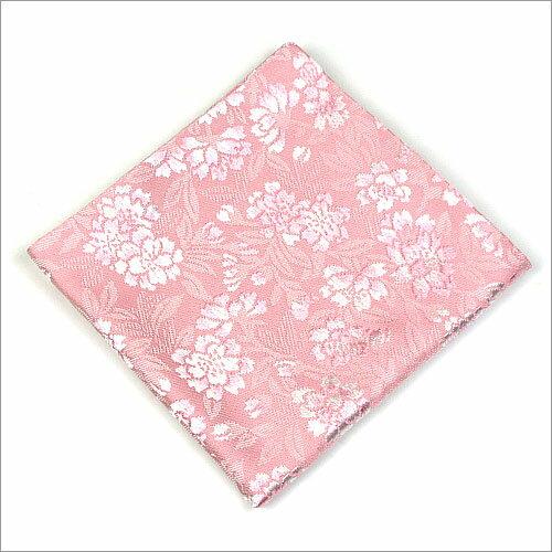 【茶道具 出帛紗/出袱紗】出帛紗 八重桜 正絹