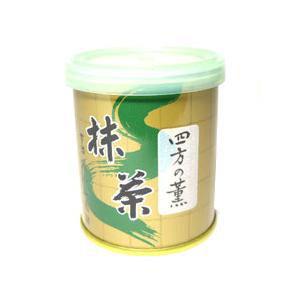 【抹茶 小山園】京都 宇治 山政小山園 四方の薫30g缶Matcha Green Tea Powder