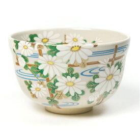 茶道具 抹茶碗 茶碗 御本手 白菊 宮地英香作
