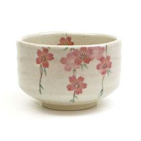 茶道具 抹茶碗 しだれ桜
