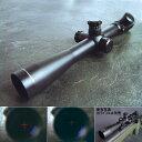 M1タイプ スナイパー スコープ 3.5-10x40 (2色 イルミネーション) ライラクス