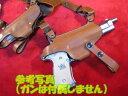 トゥーハンド 二挺拳銃 ショルダーホルスター 「M92F ソードカトラスに」 No.811W (茶) イースト・A