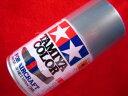 タミヤ カラー MINI スプレー塗料 (AS-12) シルバーメタル タミヤ模型