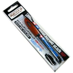 ウェザリングスティック MUD マッド 泥 汚し塗装用 水性ペンタイプ ITEM:87081 タミヤ模型