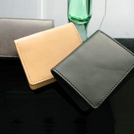 財布 2つ折り財布 メンズ 本物のこだわり最上級牛革財布二つ折り財布 ;K2S- 日本製 送料無料 革小物 プレゼントに最適