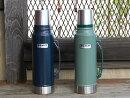 STANLEYスタンレークラッシック真空ボトル1Lグリーンアメリカ水筒