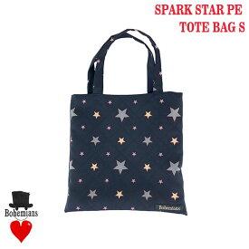 SPARK STAR PE TOTE BAG S トートバッグ Sサイズ BOHEMIANS ボヘミアンズ 日本製