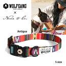 AntiguaCOLLARSサイズ首輪WOLFGANGウルフギャングアメリカ小型犬