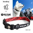 GeoDripCOLLARSサイズ首輪WOLFGANGウルフギャングアメリカ小型犬