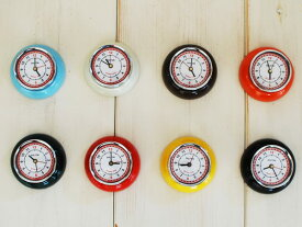 DULTON ダルトン Kitchen clock キッチンクロック 全8色 マグネット付