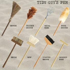 TIDY GUY'S PEN タイディー ガイズ ペン 全8種類 ボールペン DULTON ダルトン 替芯付き