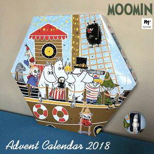 ムーミン martinex マルティネックス社 アドベントカレンダー2018 クリスマス フィギュア 北欧 フィンランド ムーミンボート