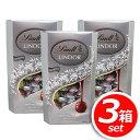 ★3パックセット★リンツ リンドール シルバー 4種類のトリュフチョコレート 【ミルク・ミルクホワイト・エキストラダ…