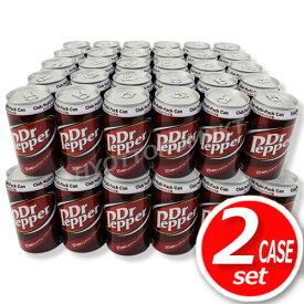<60缶>Dr. Pepper ドクターペッパー (350ml×30缶)×2ケース 一度ハマると病みつきに! 炭酸飲料 コストコ ★嬉しい送料無料★[3]