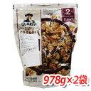 【即納】QUAKER クエーカー ナチュラルグラノーラ926081 コストコ大容量978g×2袋ダイエットにもピッタリ!栄養も…
