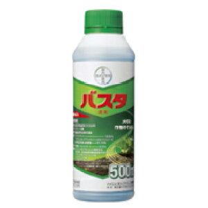 バスタ液剤 500ml 除草剤
