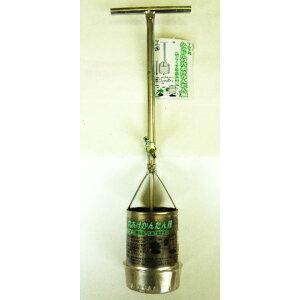 マルチ 穴あけ簡単器 ハンドル付き H200ミリ φ60ミリ