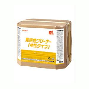 リンレイ RCC発泡性クリーナー(中性タイプ) 18L【業務用 カーペット洗剤】