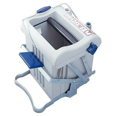 【ポイント2倍】山崎産業 スクイザー ジョイステップ【業務用 モップ絞り器】