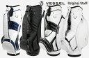 【★】【2019年NEW】VESSEL Original Staffベゼルゴルフ オリジナルスタッフ日本正規代理店モデル キャディバッグ