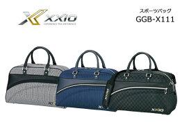 【★】ダンロップ ゼクシオ XXIO メンズ ボストンバッグ スポーツバッグ GGB-X111【2020年モデル】