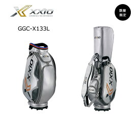 【★】【数量限定】ダンロップ ゴルフ ゼクシオ XXIO メンズ キャディバッグ GGC-X133L 2020年モデル