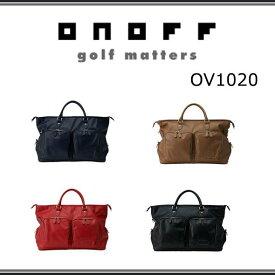 【◆】【今だけ特別価格!】ONOFF オノフ ゴルフ ボストンバッグ OV1020 2020年モデル