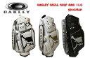 【2017年NEW】オークリー スカル ゴルフ バッグ 11.0 【921078JP】OAKLEY SKULL GOLF BAG 11.0国内モデル【送料無料】...