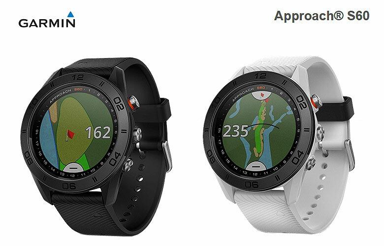 【★】GARMIN(ガーミン)Approach S60(アプローチ S60) GPSゴルフナビ【2017年NEWモデル】【送料無料】【在庫有は即納可】【日本正規品】