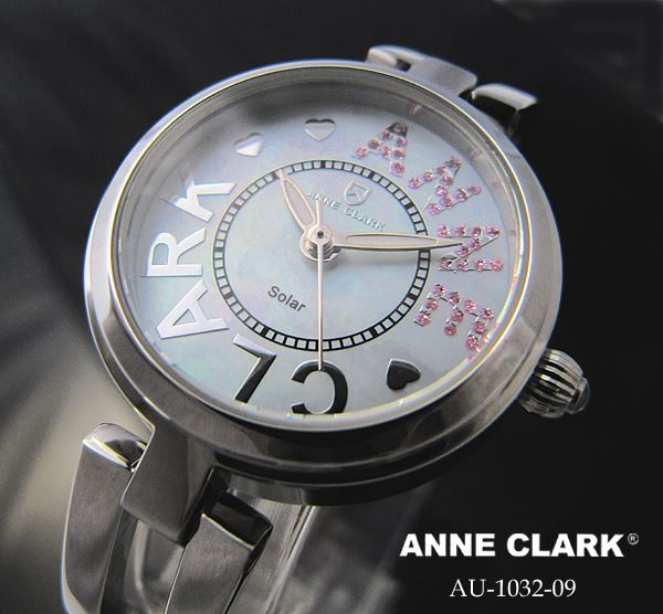 Anne Clark アンクラーク au1032-09 腕時計