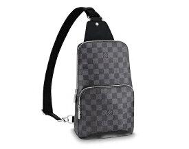 【新品】【ルイヴィトン ダミエ・グラフィット アヴェニュー・スリングバッグ 】 LOUIS VUITTON ボディバッグ N41719【Luxury Brand Selection】