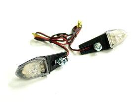 LEDライトアングルウインカー クリア
