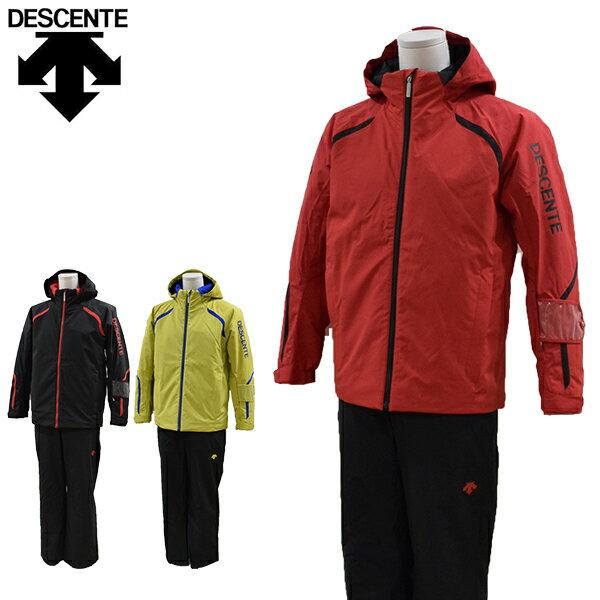 【送料無料】デサント descente スキーウェア 上下セット メンズスキーウエア DRA-7097F あす楽対応_北海道